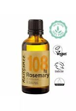 Naissance Rosemary Essential Oil 30ml  Use in Aromatherapy, Massage Blend