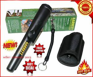 Garrett Pro Pointer Pinpointer Handheld Metal Detector Waterproof Digger Edge
