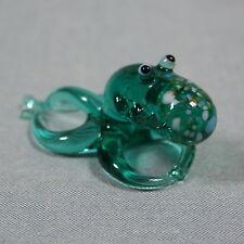 Octopus Blown glass Souvenir Russian Figurine Handmade