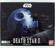 BANDAI Star Wars VEHICLE MODEL KIT 013 New Death Star II  - NEW USA Seller