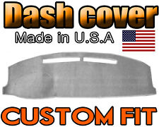 Fits 1982-1986 NISSAN  SENTRA  DASH COVER MAT  DASHBOARD PAD  / LIGHT GREY