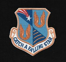 6594th Test Group CATCH A FALLING STAR - USAF MILITARY PATCH