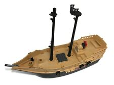 PLAYMOBIL 2007 PIRATE Raiders SHIP 6678 INCOMPLETE Playset Toy BOAT Cannon Ball