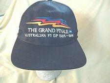 Australian Formula one Grand Prix baseball hat-The Grand Finale 1985-1995
