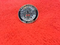 7TH INFANTRY DIVISION LIGHT HAT PIN