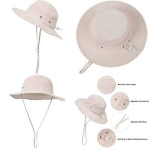 Muryobao Toddler Child Kids Sun Hat Summer Uv Protection Hats Bucket Cap For Bea