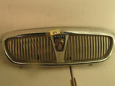 Rover 75 Front Radiator Grill Chrome ROV 21G