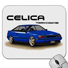 TOYOTA  CELICA  ST162    MOUSE PAD   MOUSE MAT