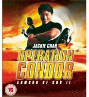 Operation Condor: Armour Of God II (Blu-ray) [DVD][Region 2]