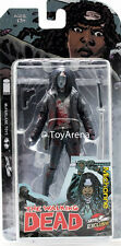 SDCC 2015 Skybound Exclusive The Walking Dead Michonne Black/White Bloody Ver.