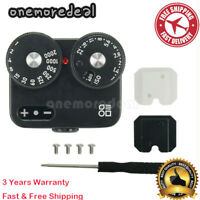 DOOMO Meter D Hot Shoe Light Meter For Dual Lens Reflex Camera 120/135 Leica #SZ