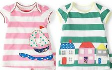 Mini Boden 100% Cotton Dresses (0-24 Months) for Girls