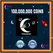 🌙100,000,000 MOONSHOT - 100 MILLION - CRYPTO MINING CONTRACT - Crypto Currency