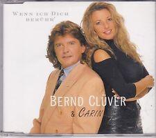 Bernd Cluver&Carin-Wenn Ich Dich Beruhr cd maxi single