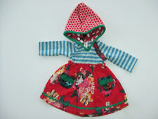 "NWOT Matilda Jane Hooded  Dress fits 18"" Doll dress Mini Me Doll Clothes NEW"