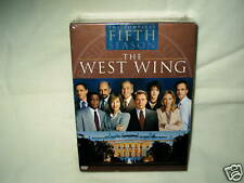 The West Wing - The Complete Fifth Season, New