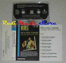 MC IKE & TINA TURNER Regina del BLUES COLLECTION 1992 DeAGOSTINI cd lp dvd vhs
