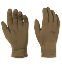 OUTDOOR RESEARCH MILITARY KIDS PS150 Gloves, COYOTE, LOT OF 2, XS