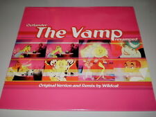 """OUTLANDER - THE VAMP(REVAMPED) - 1991 - 12"""" - R&S RECORDS - REMIX BY WILDCAT -"""