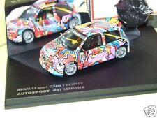 RENAULT SPORT CLIO V6 TROPHY Autosport  UNIVERSAL HOBBIES