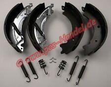 Bremsbackenachssatz 200x30 mm passend für Knott 20-963, BPW S2003-5, 403132.001
