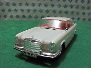 Rare Faller 1:43 - Mercedes-Benz 280 Se 3500cc Ovp Germany 70er Jahre MIB
