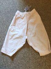 BNWT Lovebugs Fine Cotton Harem Pants Trousers Soft Pink Paisley Age 5 - 6