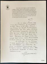 1926 - Lithographie citation Jansen, Franqui - Belgique guerre 14/18