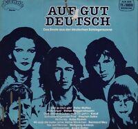 Auf Gut Deutsch Peter Maffay, Stefan Waggershausen, Karat, Reinhard Mey, .. [LP]