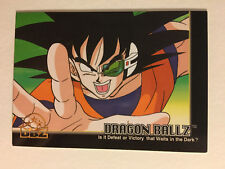 Dragon Ball Z Trading card Version US 4 Part 3