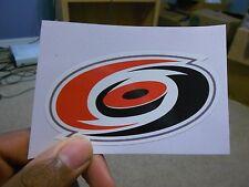 "Carolina Hurricanes NHL Decal Sticker 4"""