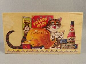 Stamps Happen Charles Wysocki Ethel the Cat 90356 Rubber Stamp Never Used