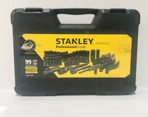 Stanley 99 Piece Professional Grade Socket Set STMT71658 Brand New