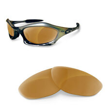 Polarized Replacement Lenses for Oakley splice brown color