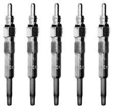 5 X MONARK Glühkerze Glühstift für VW T4 2.5 TDI  TRANSPORTER glow plug