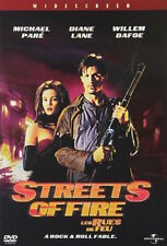 STREETS OF FIRE DVD - SINGLE DISC EDITION - NEW UNOPENED - MICHAEL PARE