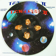 The Beatles Timeless II compilation documentary LP 1983 PICTURE DISC NEAR MINT