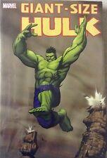 Giant Size Hulk  HC  peter david, stern, greg pak