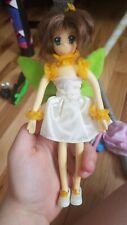 "Cardcaptor Sakura 8"" Fashion Doll Fairy Toy Anime Japanese Cartoon Staff"
