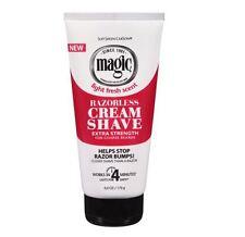 Magic Shave Cream Extra-Strength 6 oz