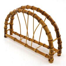 Fächerständer für Blattfächer, aus Bambus, original Japan, für japanische Uchiwa