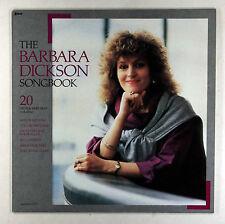 BARBARA DICKSON - THE BARBARA DICKSON SONGBOOK (UK PRESSING) NEAR MINT VINYL