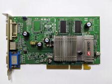 GRAPHICS CARD AMD SAPPHIRE ATI RADEON 9600 Agp 256 MB 1024-8C20-0F-SA