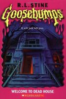 Welcome to Dead House (Goosebumps Series) by R.L. Stine