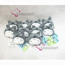 "Anime Studio Ghibli My Neighbor Totoro 3"" Plush Pendant Keyring Toy Doll 1pc"