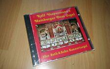 Rolf Vespermann's Hamburger Dom Orgel 35er Ruth&Sohn Konzertorgel CD neu Rarität