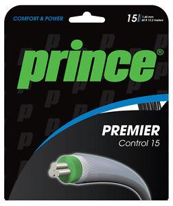 Prince Premier Control 16 1.30mm Tennis Strings Set