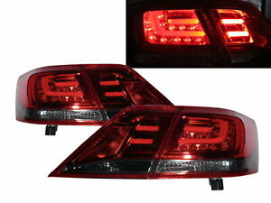 CAMRY XV40 2006-2011 Sedan 4D LED Tail Rear Light Red/Smoke ASIA for TOYOTA