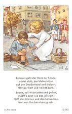 "Fleißbildchen Heiligenbild Gebetbild Andachtsbild  Holy card Ars sacra""H556"""
