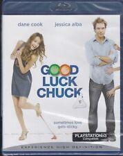 Good Luck Chuck (2007) BLU-RAY NEW AUDIO: ENG. POLISH THAI SPANISH PORTUGUESE
